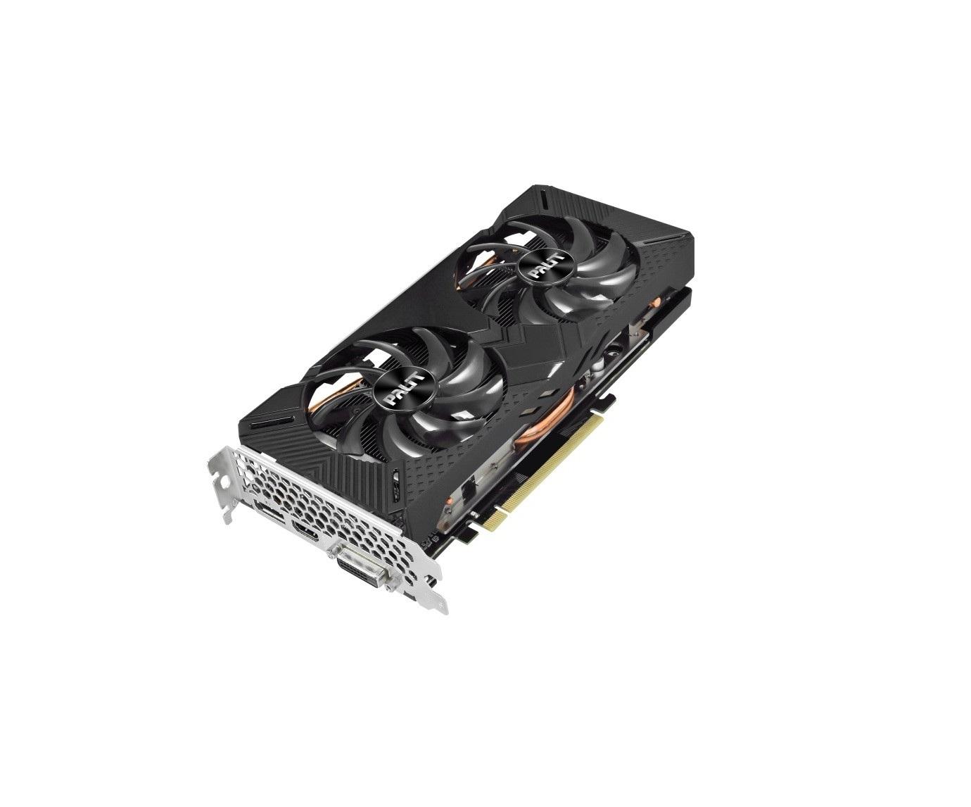 Palit Grafika GeForce GTX 1660 SUPER GamingPro OC 6G